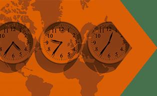Time Zones GeoJunxion
